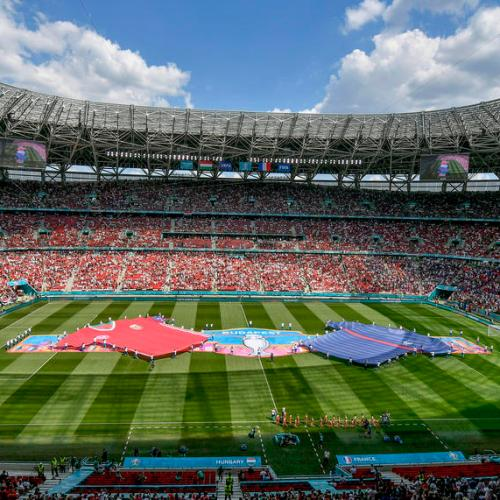 UEFA investigate 'potential discriminatory incidents' in Budapest
