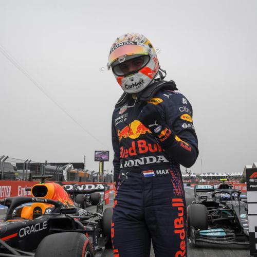 Verstappen fastest in British Grand Prix practice