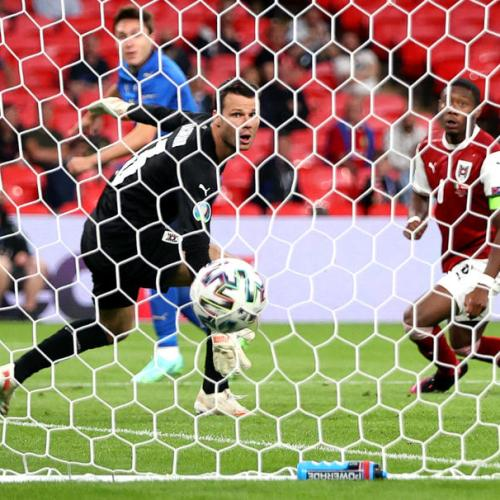 Italy reach quarters with extra-time win over Austria