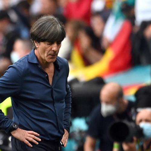 Germany's Euro exit blamed on departing Loew