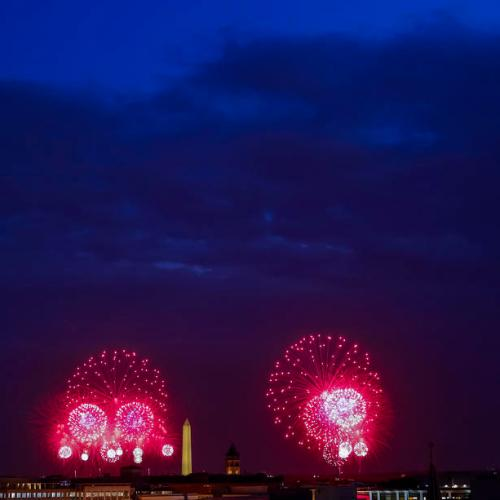 Americans' July Fourth festivities sparkle after last year's pandemic cancellations