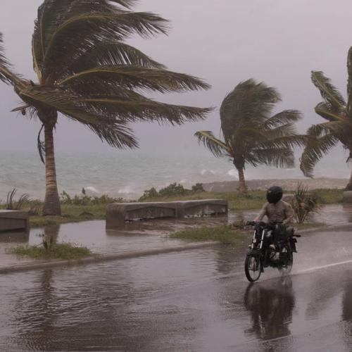 UPDATED: Elsa weakens to tropical storm, heads towards Florida Gulf coast