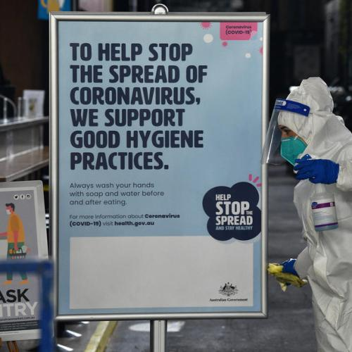 Coronavirus cases in Australia spike again despite weeks-long lockdown