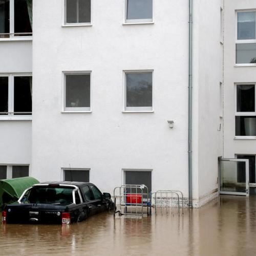 UPDATED: Death toll rises to 11 in German floods, dozens missing