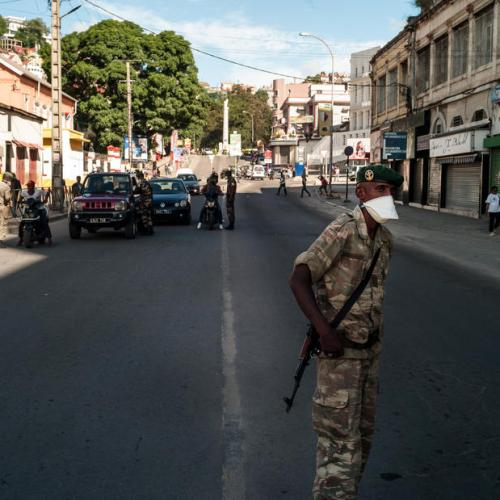 UPDATED: Several arrested over plot to kill Madagascar president