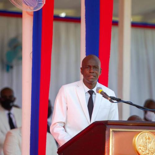 US reviewing request to send troops to Haiti -White House