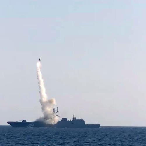 Russia says it successfully tested hypersonic missile praised by Putin