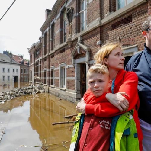 Death toll in rises to 157 in Germany and Belgium floods