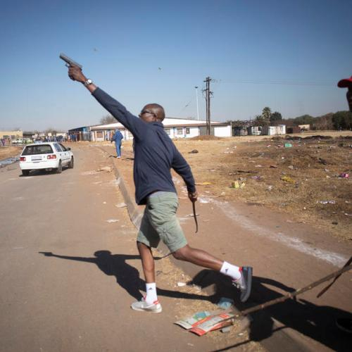South Africa looting dies down in places as more troops expected