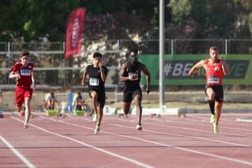 Positive results for elite Maltese athletes in EAP International Meeting held in Malta