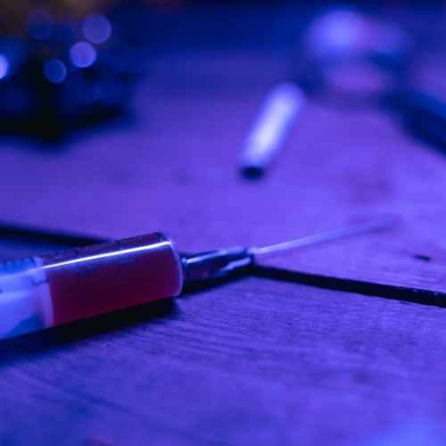 Drug deaths hit record level  in Scotland