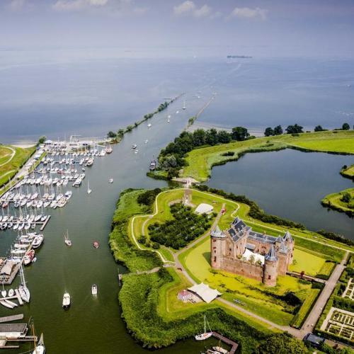EPA's Eye in the Sky: Muiderslot, The Netherlands