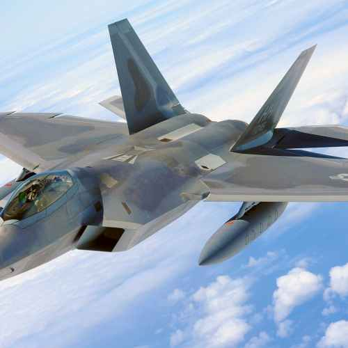 U.S. Air Force to send dozens of F-22 fighter jets to Pacific amid tensions with China