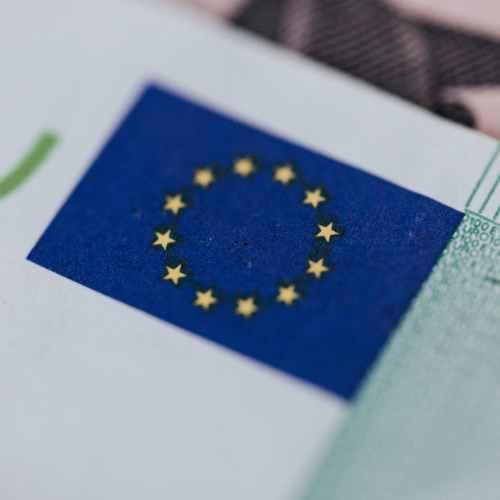 EU revises upward estimates for euro zone growth, inflation