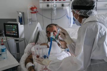 Turkey's daily coronavirus cases jump to 11,094, highest since May