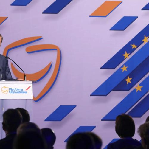 Donald Tusk elected leader of Poland's main opposition party Civic Platform