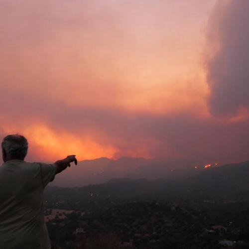 Four dead from devastating Cyprus forest fire
