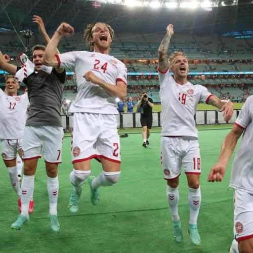 Denmark reach Euro semis after proving too strong for Czechs
