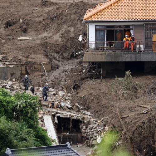 Heavy rain hits southern Japan, over 120,000 ordered to evacuate – NHK