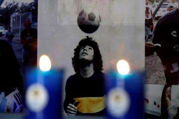 Church in honour of Maradona opens its doors in Mexico