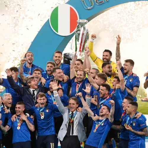 Italy beats England on penalties to win Euro 2020