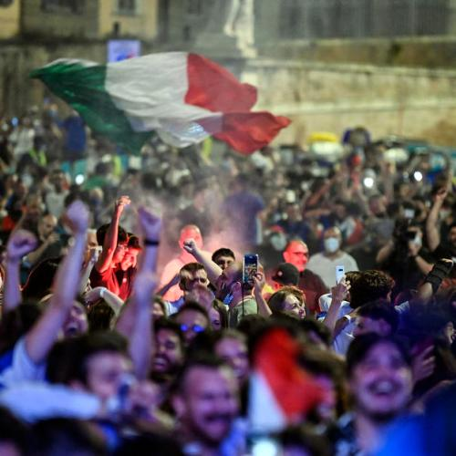 One dead, several injured during Italy Euro 2020 celebrations