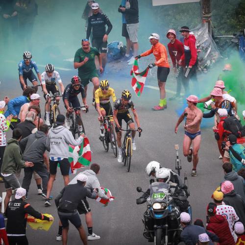 Photo Story – Tour de France 2021 – 18th stage
