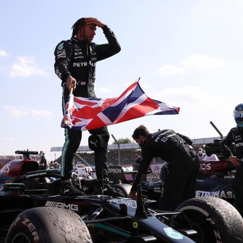 UPDATE – Hamilton takes controversial eighth home British GP win