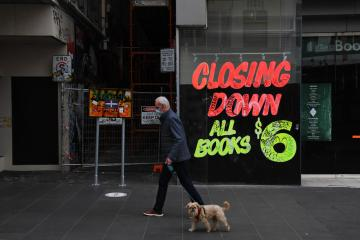 Photo Story – Daily life amid COVID-19 pandemic in Victoria, Australia