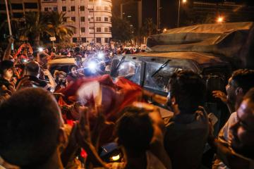 Tunisian president orders night curfew from Monday to Aug. 27 -statement