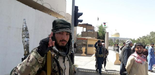 Islamic State attack signals West's least bad option for Afghanistan: the Taliban