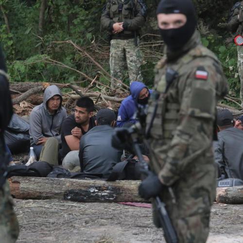 EU rights court calls on Poland, Latvia to aid migrants on Belarus border