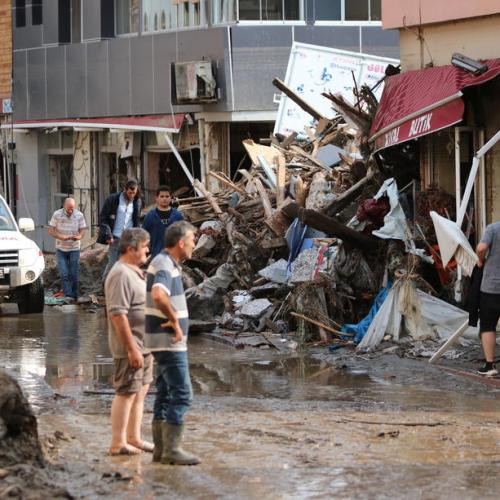 UPDATED: Death toll rises to 70 from Turkey floods, 47 reported missing