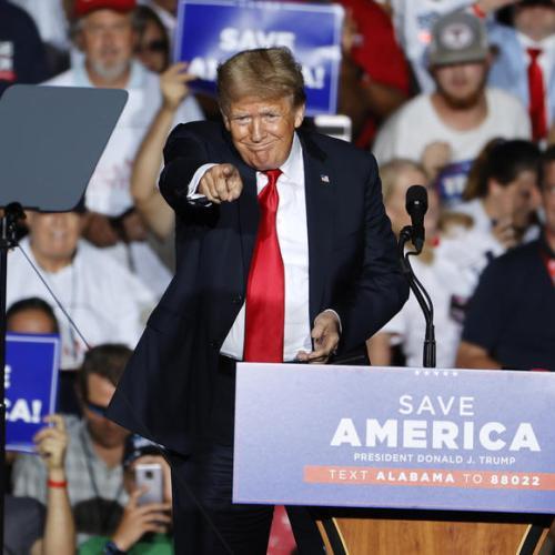 Trump assails Biden for Afghanistan 'humiliation'