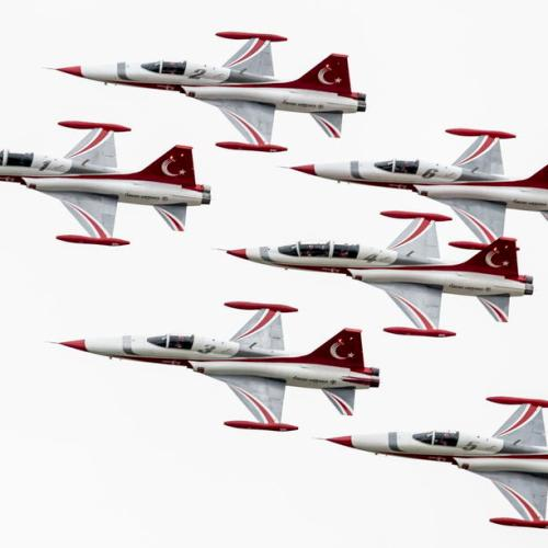 Photo Story: International Air Show and Military Display in Hungary