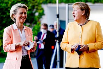 Merkel says Germany will offer Africa up to 70 mln COVID-19 vaccine doses