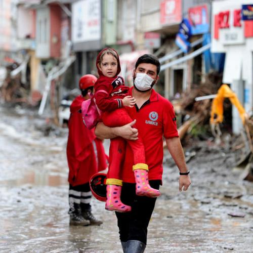UPDATED: At least 44 killed in Turkey flood as search for missing continues