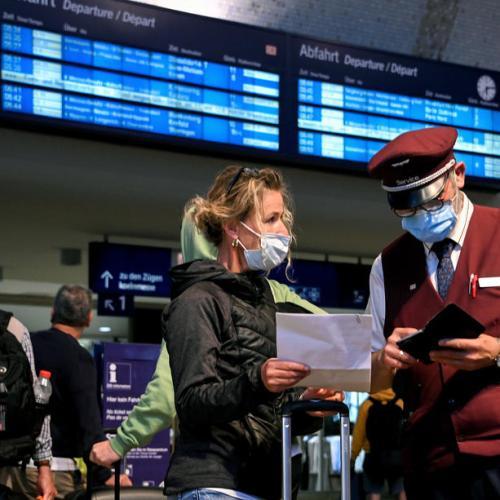 No target date for lifting coronavirus curbs, German govt says