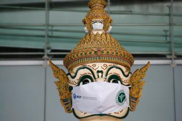 Thailand reaches 1 million COVID-19 cases, plans vaccine boosters
