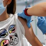 ChildrenfuelEnglish COVID case rise after slow vaccine start