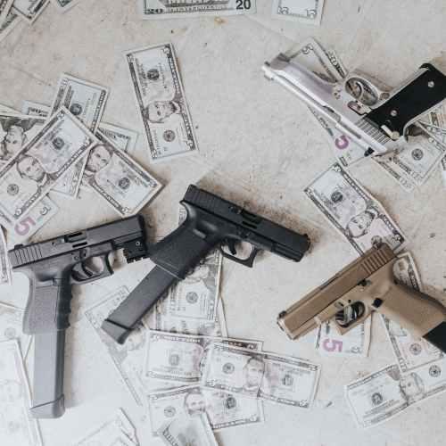 Mexico sues U.S. gun makers