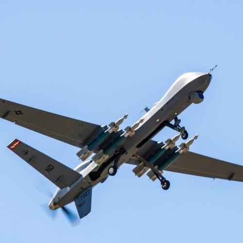 UPDATED: Islamic State 'planner' killed in drone strike, U.S. says