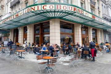 Belgium, except for Brussels, to scrap COVID restrictions on restaurants, cafes