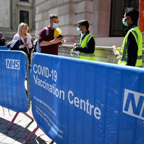 UK records 207 new COVID-19 deaths, highest since March