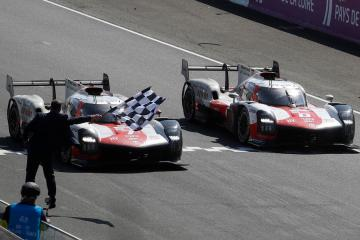 Toyota win Le Mans 24 Hours for fourth year in a row
