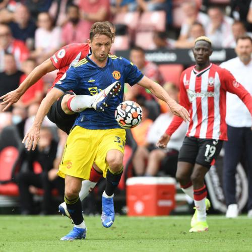 Man United held to draw at impressive Southampton in reality check