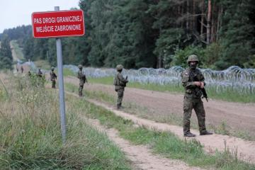 Poland requests state of emergency on Belarus border amid migrant surge