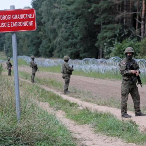 Poland declares state of emergency on Belarus border amid migrant surge