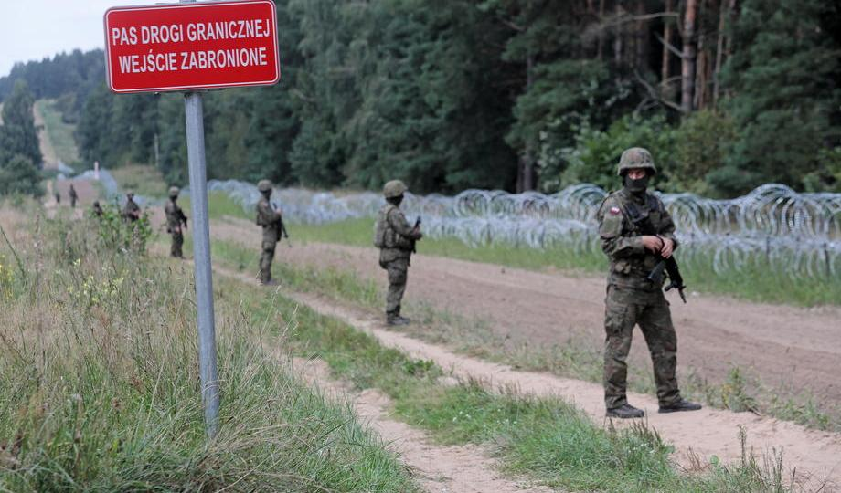 Four people found dead on Polish border with Belarus
