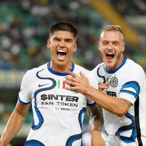 Correa makes instant impact to earn Inter win at Verona